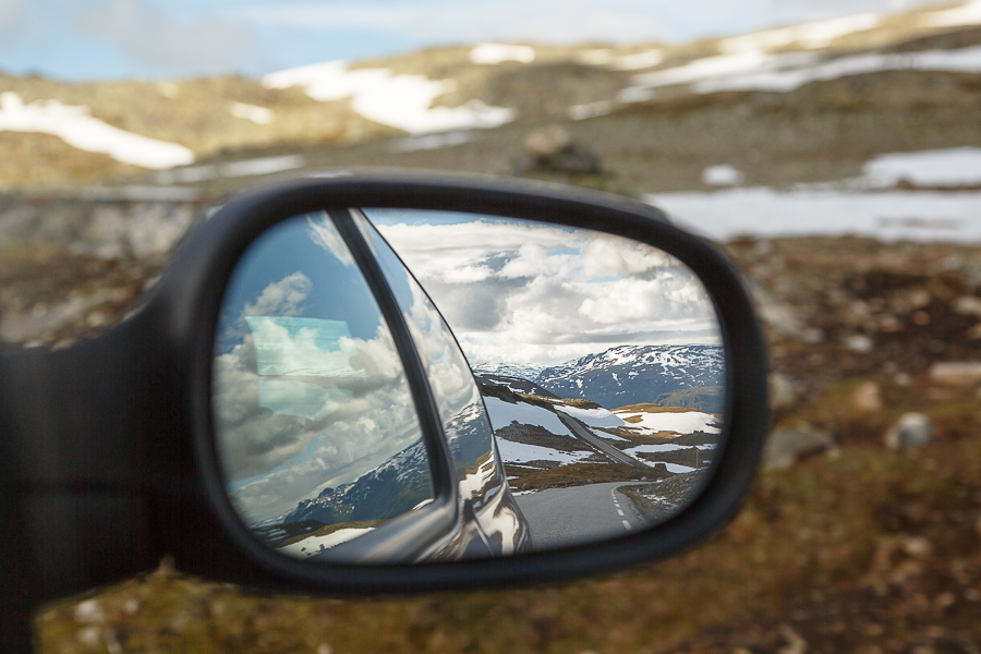 La Norvège dans le rétroviseur